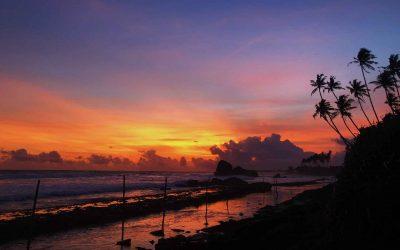 Das Land Sri Lanka