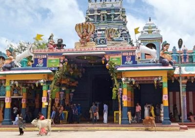 Rundreisen-Norden Sri Lanka-Nallur Kovil